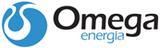 Large logo omega website